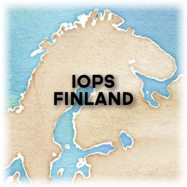 Beginning IOPS Finland