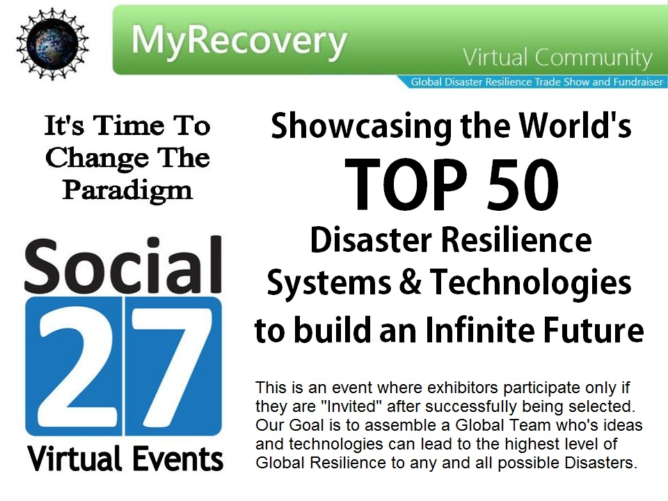MyRecovery Global Disaster Resilience Podcast